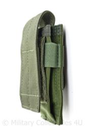 Defensie en Korps Mariniers Profile Equipment Glock 17 Single Mag Pouch - 12 x 5 x 3,5 cm - nieuw - origineel