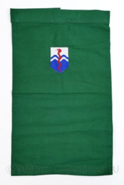 Defensie halsdoek Geneeskundige dienst   - groen - 47 x 34 cm - origineel