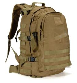 Nederlands leger model Daypack Grabbag Day Pack  LMB COYOTE 35 liter - MOLLE - nieuw gemaakt