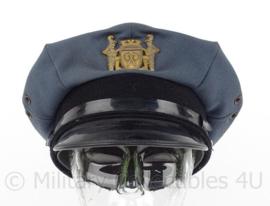 Zwitserse Politie pet - Police Municipal - maat 55 1/2 - origineel