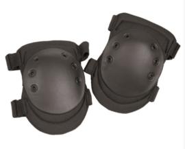 Kniebeschermer - zwart