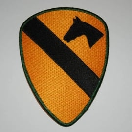 1st Cavalry Division patch