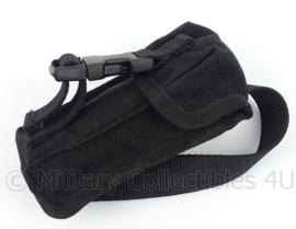 KMAR Marechaussee MOLLE  patroonmagazijn opbouwtas Glock 17 - zwart - afmeting 13 x 3 x 5,5 cm - origineel