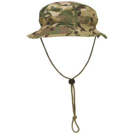 Boonie hat / Bush hat Ripstop - Special Forces model Short Brim - MULTICAMO