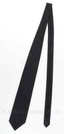 Zwarte stropdas - gedragen - origineel