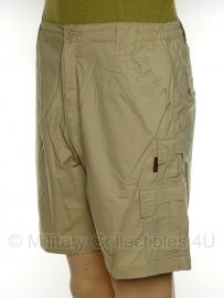 Survival korte broek - khaki merk Longhorn