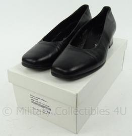 KM Koninklijke Marine dames  pumps zwart merk Picardi - rubberen zool - gedragen, met doos  - maat 6 - origineel