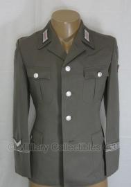 DDR uniform jas Wach-Rgt F.Dzierzynski - maat G 48 - origineel ddr
