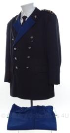 KMAR Koninklijke Marechaussee DT uniform set jas en broek - Kolonel - maat 52 - origineel