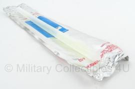 Militaire 15'' breaklight Omniglow lightstick Omniglow Corp - 8 hour BLUE - lengte 40 cm - breaklight