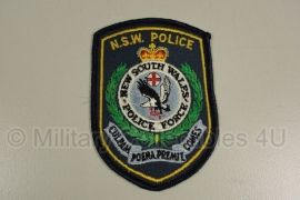 NSW New South Wales Police patch - origineel