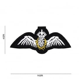 Royal Air Force borst insigne RAF - 9 x 4 cm.