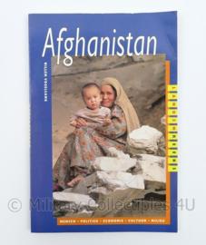 Landenreeks Afghanistan mensen, politiek, economie, cultuur, milieu