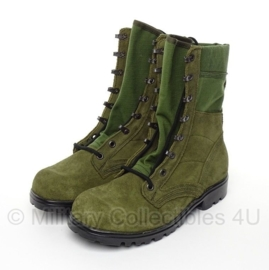 KL Nederlandse leger Jungle legerkisten - ongebruikt - maat 275B / 43,5B - origineel