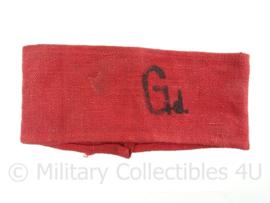 DDR Armband Gd - zeldzaam oud model - origineel