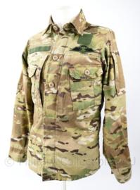 Defensie KCT Korps Mariniers Multicam BDU jas Bulldog tactical gear - Small regular met Parawing Operationele inzetsprong - NIEUW - origineel