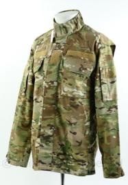 US Army Multicam NYCO BDU zomer jacket - merk Huron Tactical - maat Medium-Regular - NIEUW - origineel