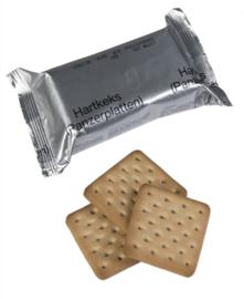 BW rantsoen Bruine Biscuit Hartkeks (panzerplatten) 125 gr.
