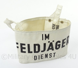 Duitse Bundeswehr armband Im Feldjager Dienst - afmeting 46 x 10,5 cm - origineel