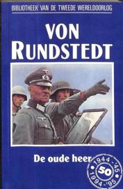 Boek Von Rundstedt - De oude heer
