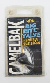 Camelbak big Bite Valve BLACK - nieuw in verpakking - 3/8 9.5 mm -  origineel