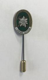1st Gebirgs-Division pin - 5,5 x 2,5 cm