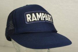 Rampart Police Alaska Baseball cap - Art. 520 - origineel