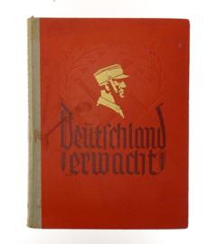 Zigarettenbilder Album - Deutschland erwacht - compleet