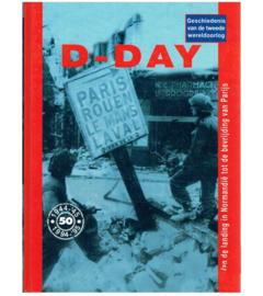 Boek D-Day : Van de landing in Normandië tot de bevrijding van Parijs