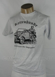 T shirt Kettenhunde (Fruit of the Loom)