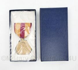US Army medal set USMC US Marine Corps Expeditionary medal  - in originele doosje - origineel