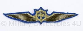 Korps Rijkspolitie luchtvaartdienst embleem - origineel