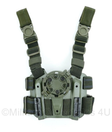 Blackhawk tactical dropleg holster platform WITH quick disconnect kit- nieuw!