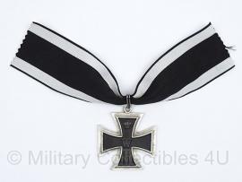Grootkruis van het ijzeren kruis met lint, model 1870 !
