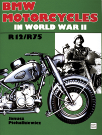 BMW Motorcycles in World War II - R12 / R75