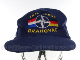 Task Force Orahovac baseball cap - origineel