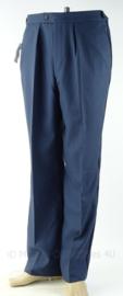 KLu Luchtmacht AT Avondtenue uniform broek - nieuw in verpakking - maat 52 1/4 - origineel
