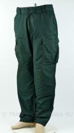 5.11 Tactical Series contractor trouser groen - Maat Large-Regular - NIEUW - origineel