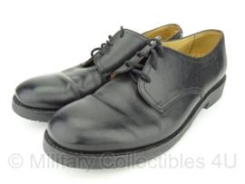 KL Nederlandse leger DT nette schoenen Van Lier - licht gebruikt - maat 275m = 43,5 M- origineel