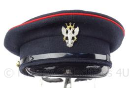 Britse Merciam Regiment visor cap met insigne - maat 58 -  origineel