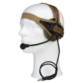 ZSELEX TASC1 headset Z028 - nu in meerdere kleuren! - Black or Coyote