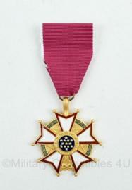 US Army medaille met lint - Legioen van Verdienste - replica
