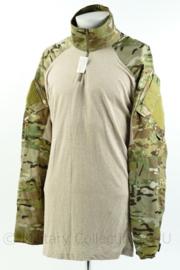 US Army Custom Crye Precision G3 combat shirt - Multicam - maat Large Long - licht gebruikt - origineel