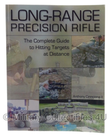 Boek Long-Range Precision Rifle - The Complete Guide to Hitting Targets at Distance - origineel