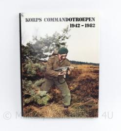 KCT Korps Commandotroepen 1942 - 1982 naslagwerk