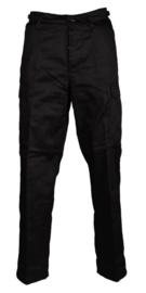 Tactical trouser Black BDU - met beenzakken - nieuw gemaakt