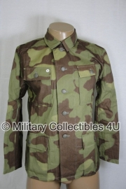 M43 jas - Italiaanse camo - alleen nog maat small