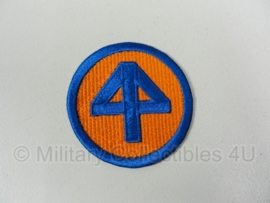 WWII US 44th Infantry Division patch