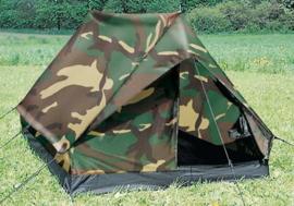 Tweepersoons tent - Woodland