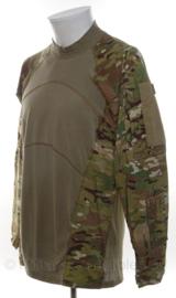 US Army en KL Korps Commandotroepen KCT UBAC Underbody Armor combat shirt frame resistant - Multicamo - maat Small - origineel